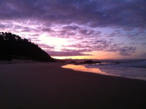 Nambucca Heads sunset