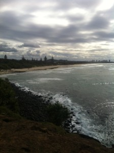 This is the beach i had come to visit. I was first here fifty years ago - three months after my birth.